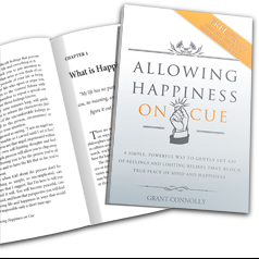 Allowing Happiness on Cue