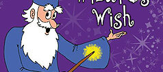 Brad Yates and The Wizard's Wish