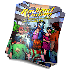 "FREE Online ""Radiant Woman"" EFT Comic Book"