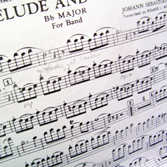 Writer's Bach