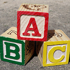 Learning the ABCs of EFT