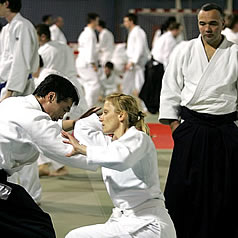 Doing Aikido with Your Critical Voice