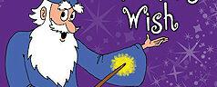 Brad Yates and The Wizard's Wish